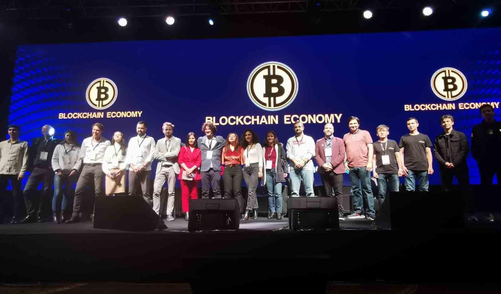 Blockchain Economy - Istambul Turki