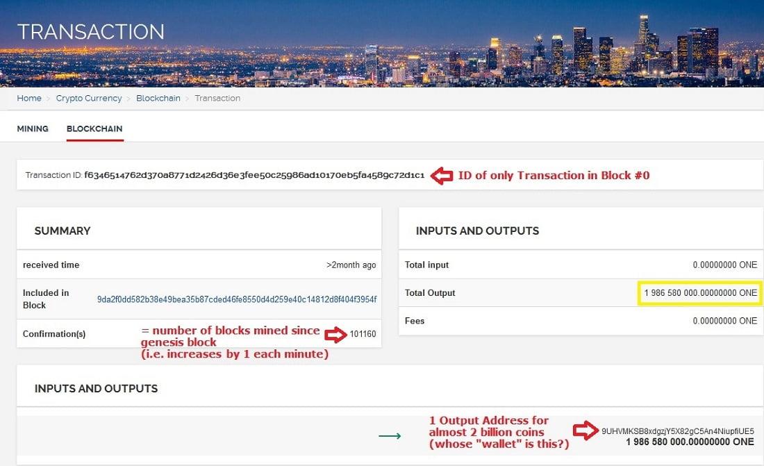 Konfirmasi tak ada artinya bagi Onecoin