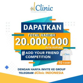 add your friend dClinic