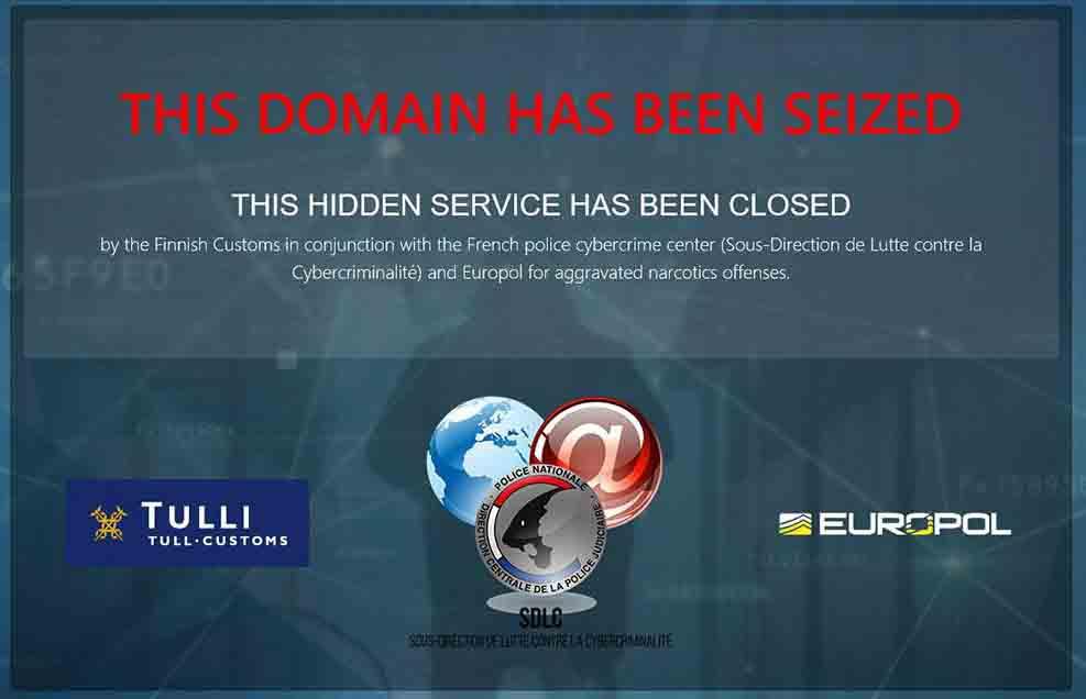 situs Silkkitie berhasil ditutup